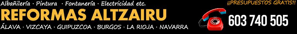 REFORMAS EN VITORIA-GASTEIZ Y ÁLAVA - 603 740 505