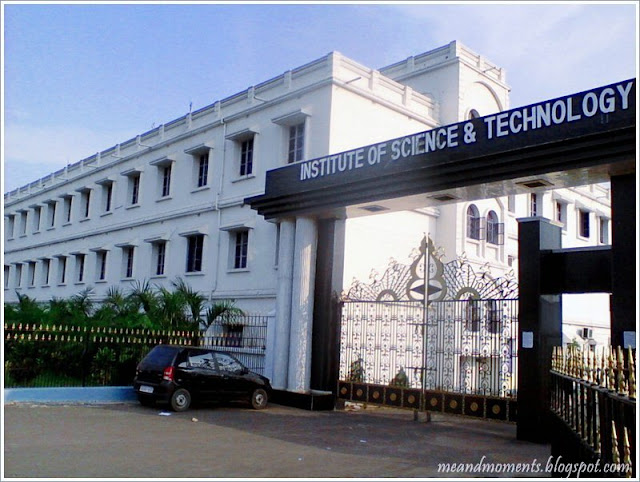 institute of science and technology, chandrakona town