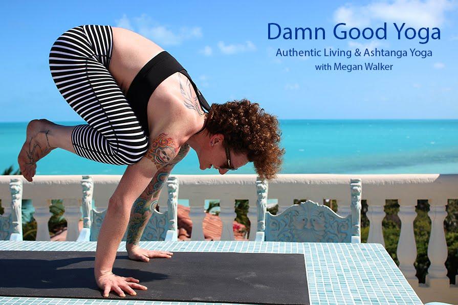 Damn Good Yoga