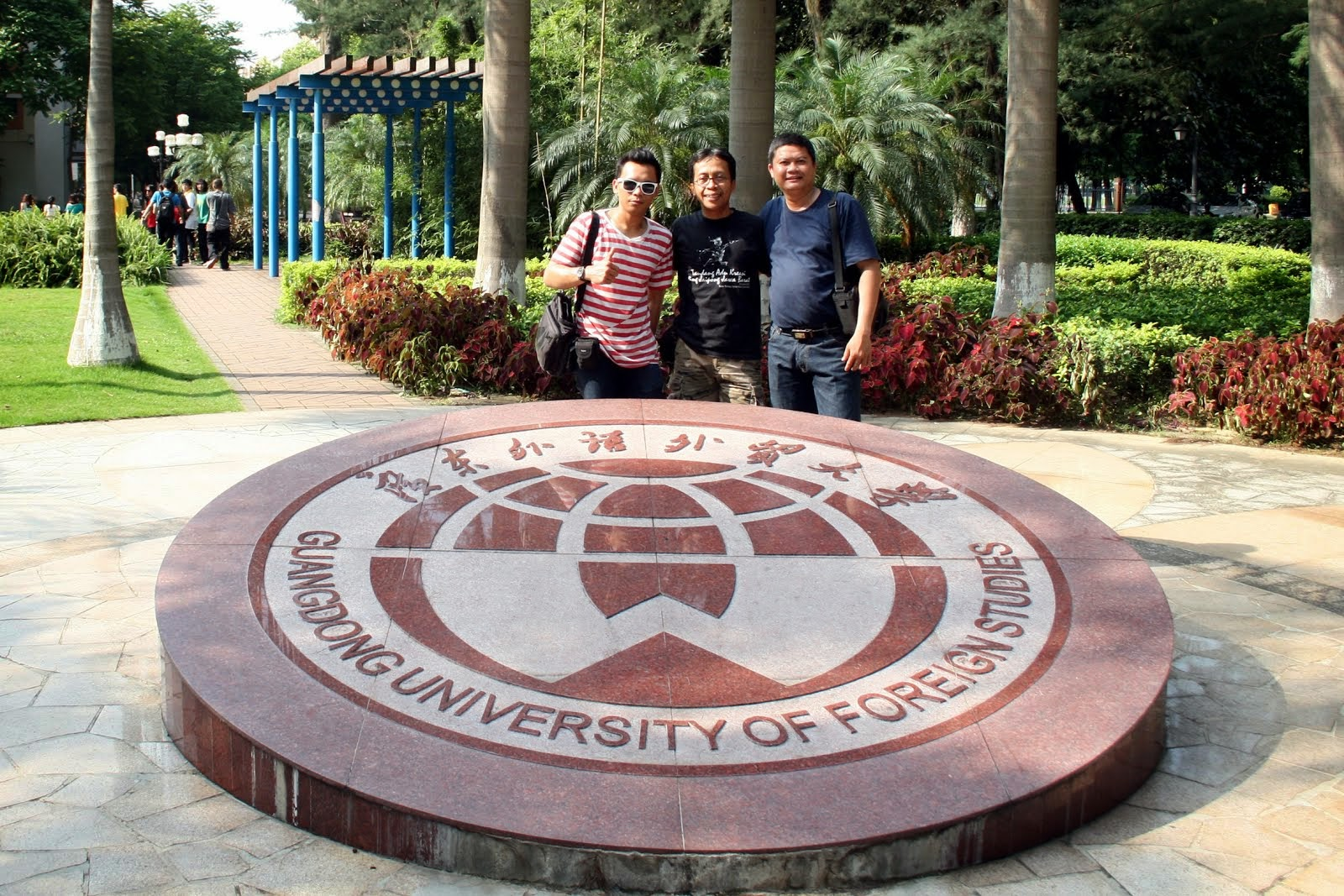 Di Guangdong University. 2011