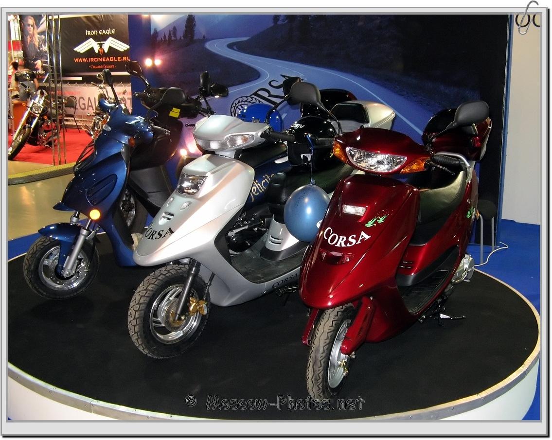 Moscow Internationale MOTOBIKE SALON - 2007