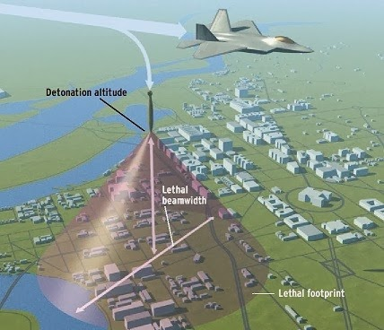 China Developing Super Electromagnet Pulse Bomb To Use In War Against U.S.