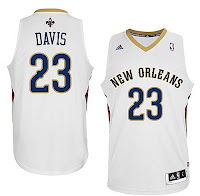 New Orleans Pelicans Home Jersey