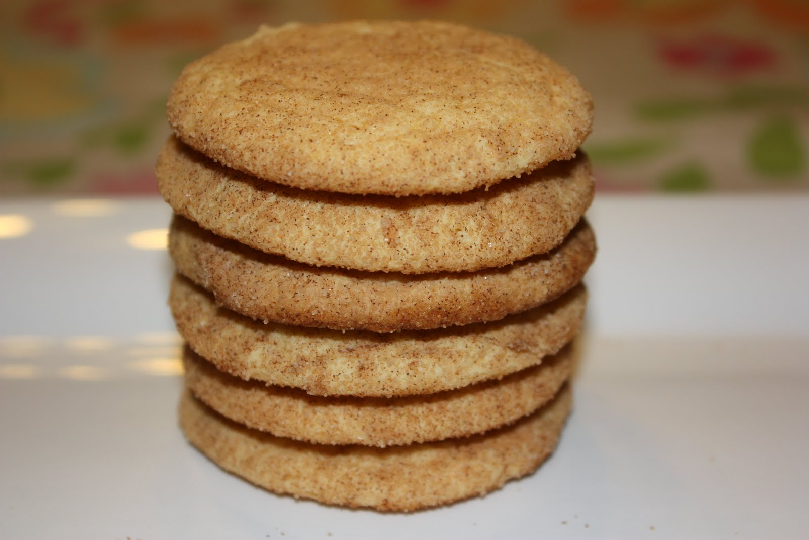 Snickerdoodle Cookie Recipe Using Yellow Cake Mix