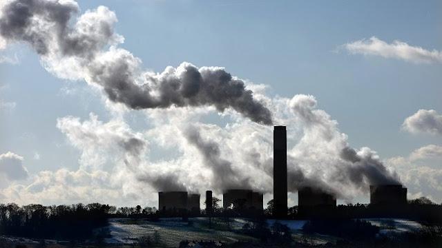 Γάλλος επιστήμονας μιλά για άδικη «δαιμονοποίηση» του διοξειδίου του άνθρακα...