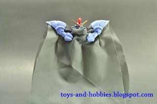 MSIA Gundam Sandrock Custom