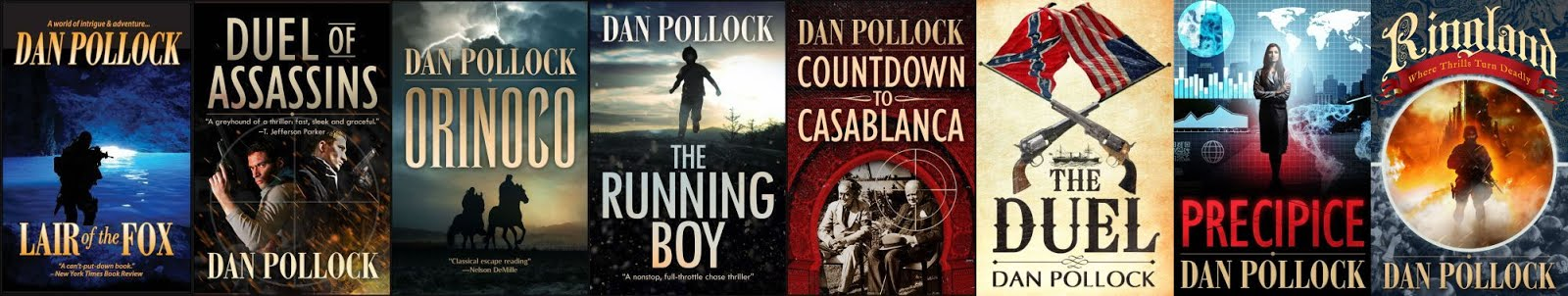 Dan Pollock's Thrillerblog