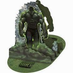 Centros de Mesa de Hulk, parte 2