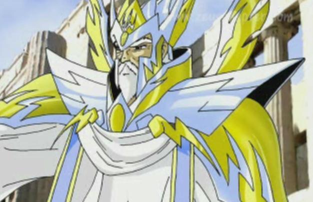 Saint Seiya - Saga Zeus Chapter Audio Latino