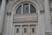 Mcqueen Exhibition at the Met
