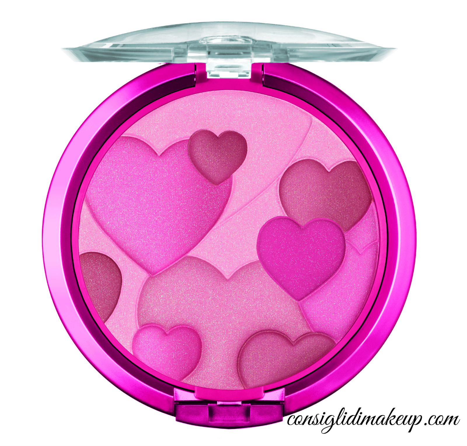 blush happy booster physicians formula