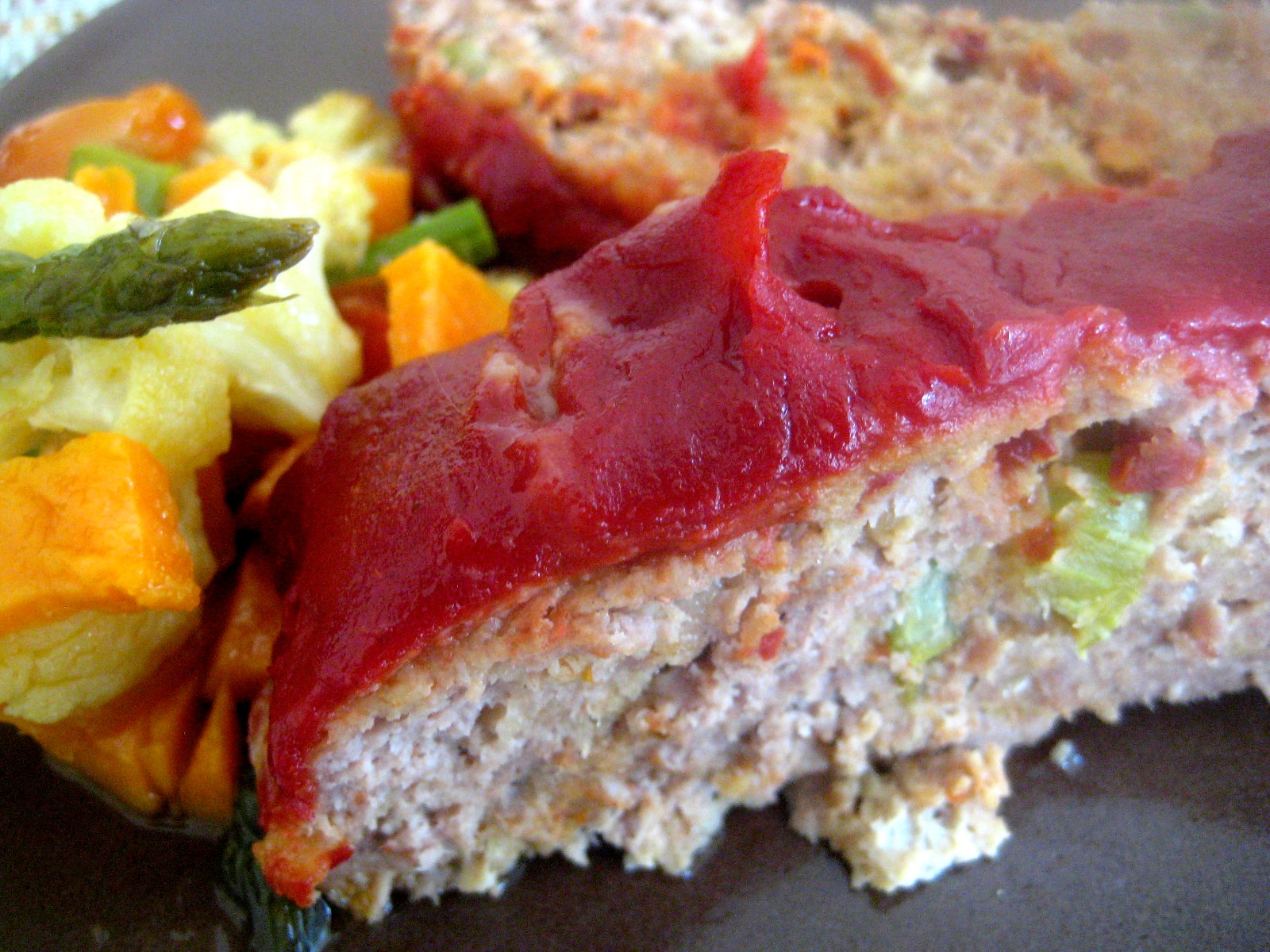 My Homemade Life: Don't Tell Mom. It's TURKEY MEATLOAF
