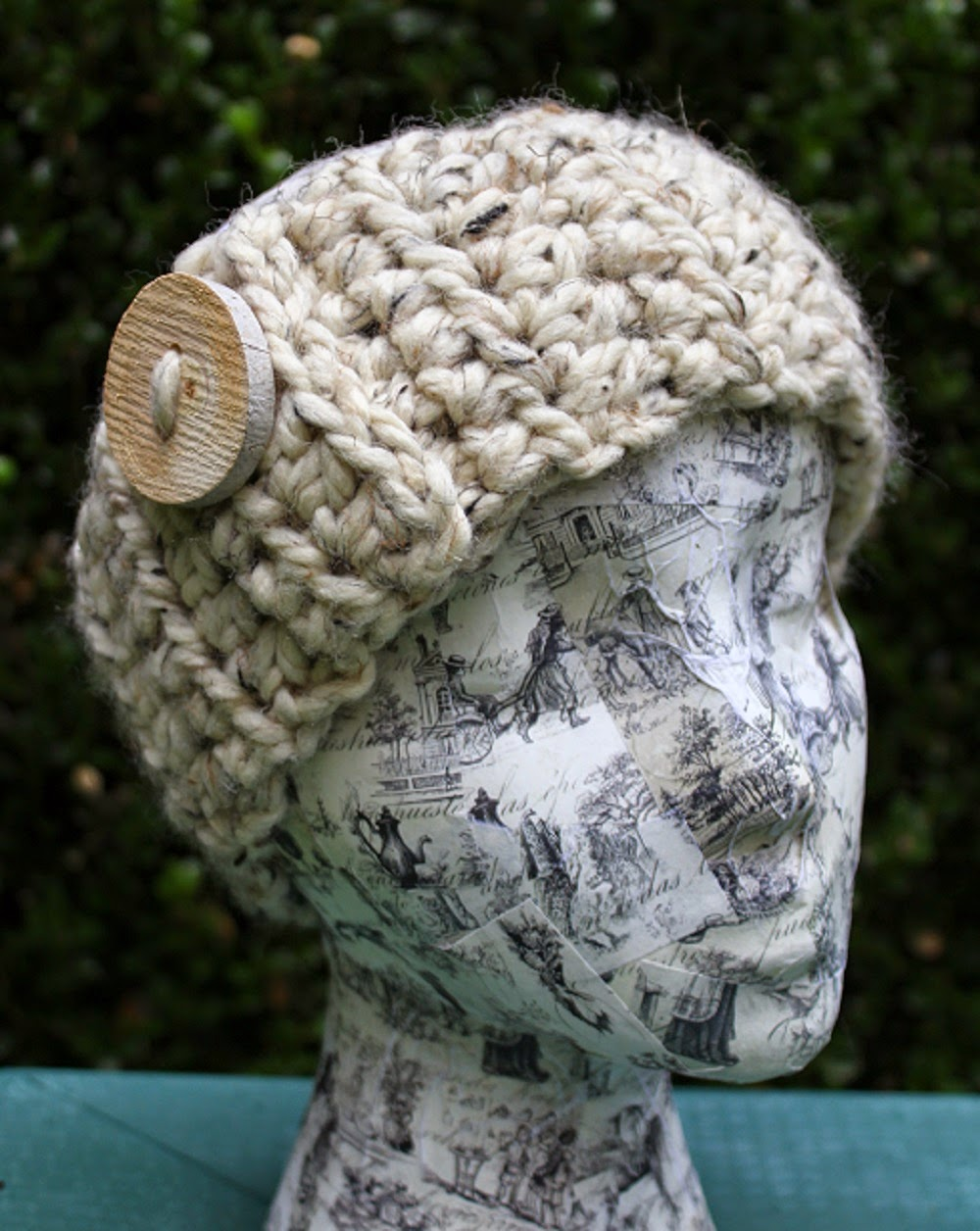 Black Cat Stitches: Free Crochet Headband Pattern for ...