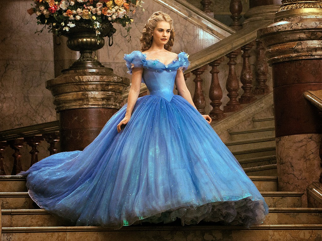 Must Have Sparkly Blue Princess Dress