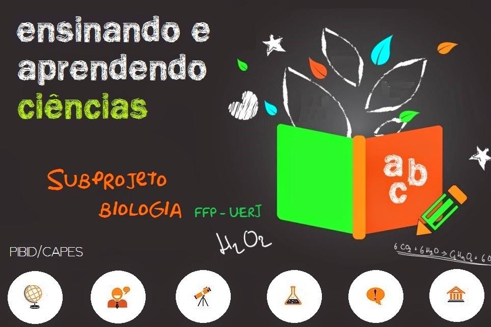 Ensinando e Aprendendo Ciências - projeto PIBID