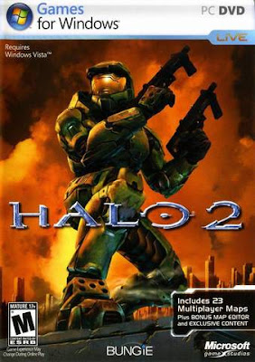 Halo 2 PC Cover