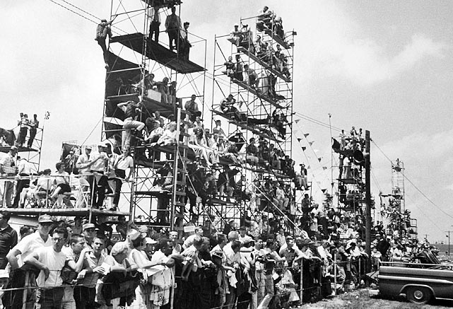 How Many Laps In Indy 500 >> Grandstand Collapse at the 1960 Indianapolis 500 - An Engineer's Aspect