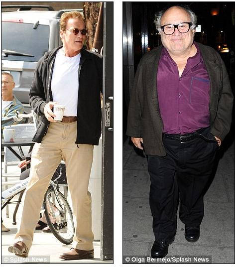 Yes Make It Now They Re Back Arnold Schwarzenegger And Danny Devito To Reteam For Twins Sequel