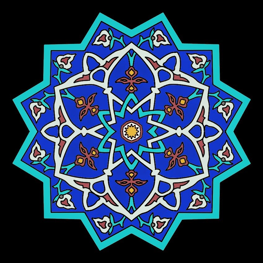 Saffi Land Islamic Inspired Mandalas