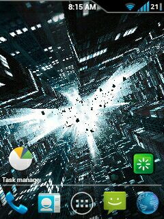 Dark Knight Live wallpaper