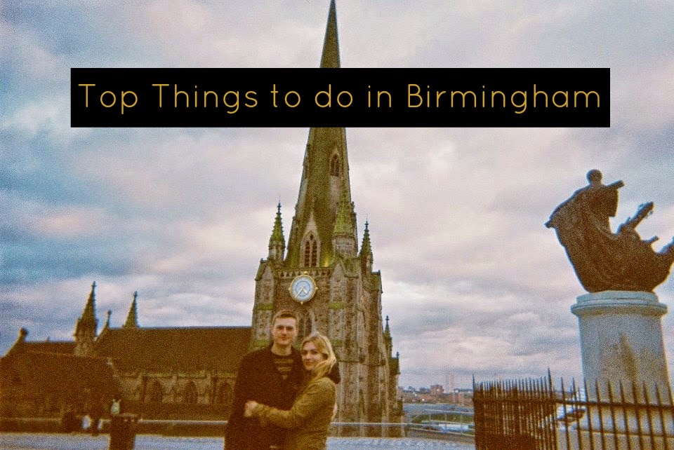 Top Things to do in Birmingham