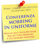 Convegno sul Mobbing in divisa !!