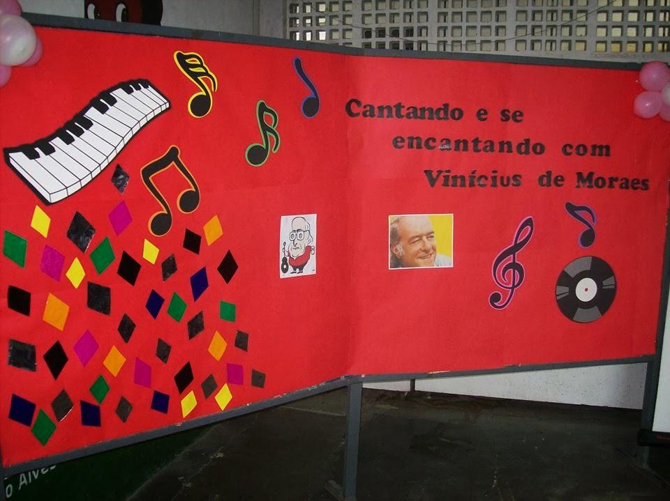 Cantando e se Encantando  com Vinícius de Moraes