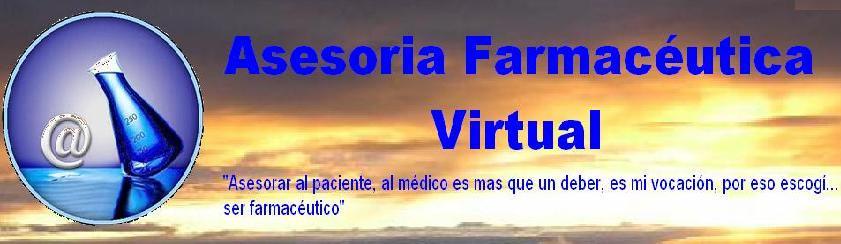 Asesoría Farmacéutica Virtual