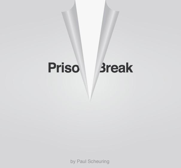 Doctor Ojiplatico. Patrik Svensson. Minimalist Typography Movie & TV Series Posters