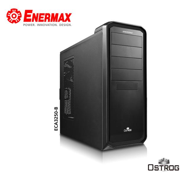 Enermax eca3250-bw ostrog black&white dress
