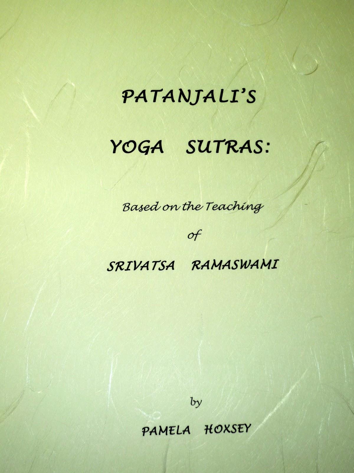 Krishnamacharyas Early Mysore Vinyasa Krama Yoga At Home Chanting Sutras