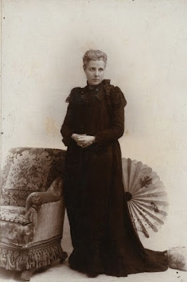 Annie Wood Besant in favore del suffraggio femminile
