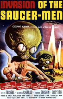 Retro Sci-Fi Weekend: 'Invasion of the Saucer Men'