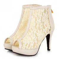 Ladies Dress Boots Zipper4