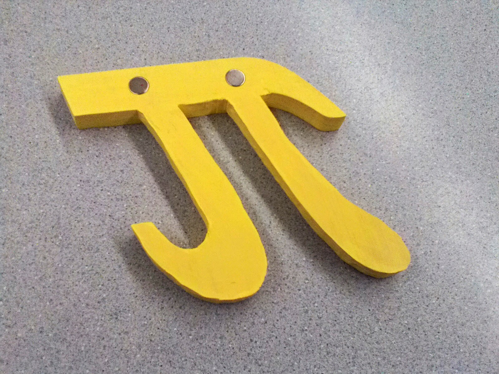 Pi Symbol Sparrow Woodworks Canada