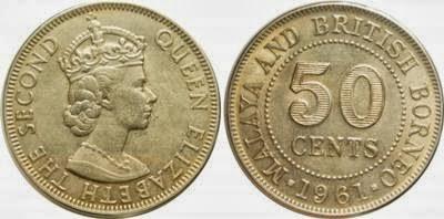 1961 Malaya