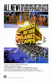 Watch Conquest of the Planet of the Apes (1972) movie free online