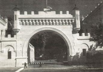 Cuarteles de Ciudadela, creados en 1902. Actual Museo del Ejército Argentino.