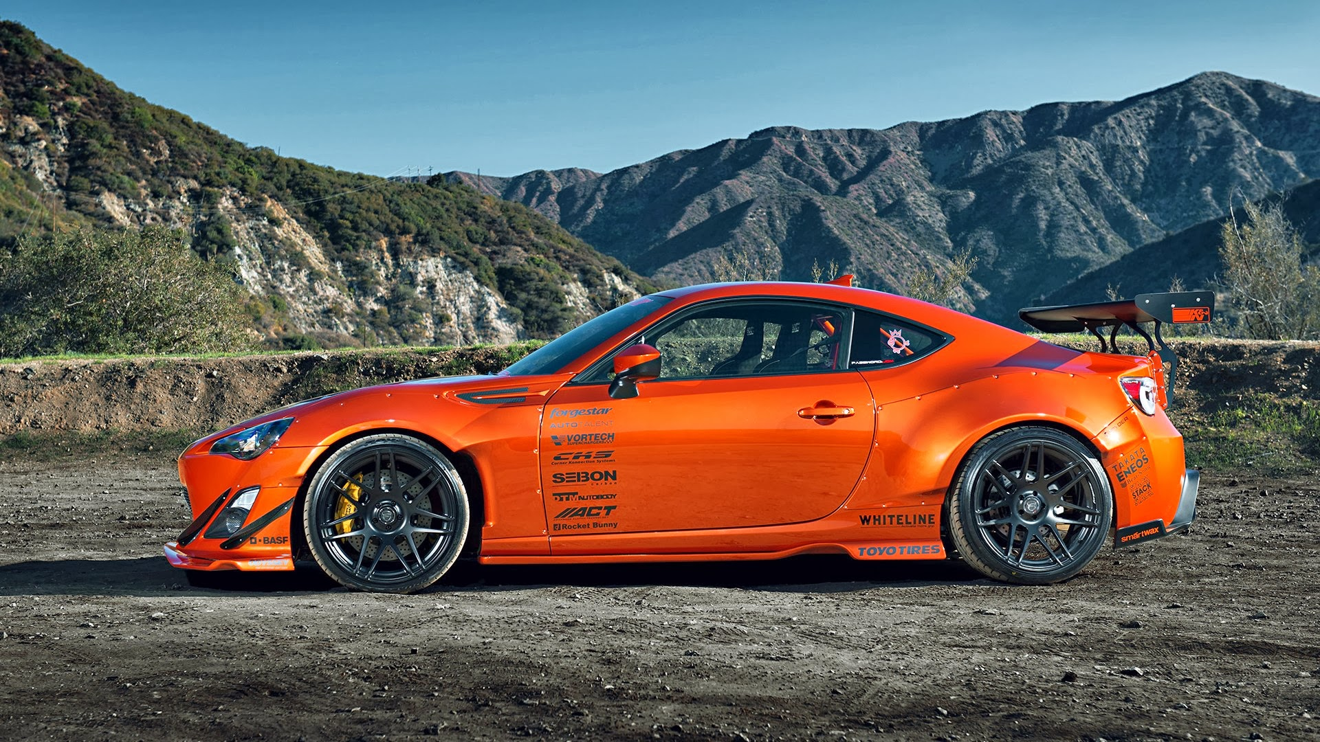 Toyota Gt86 Tuning Car 2012 Upcoming Cars News