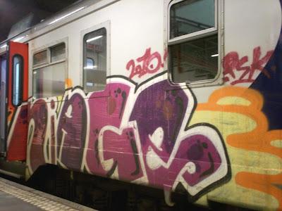 Niage graffiti