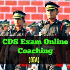 CDS Exam OTA