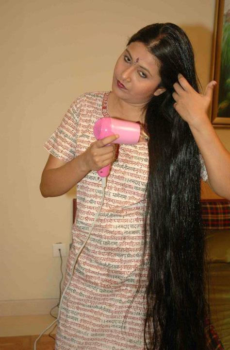 Indian Long Hair Site Loose Open Long Hair Images Of Indian Women