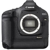 DSLR CANON EOS 1Ds Mark III Body