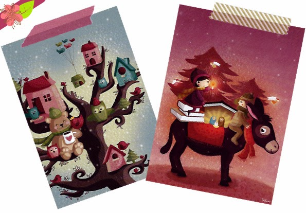 cartes postales du studio TOMSO