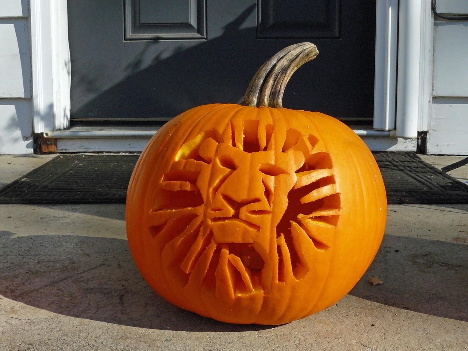 gingernifty pumpkin carving