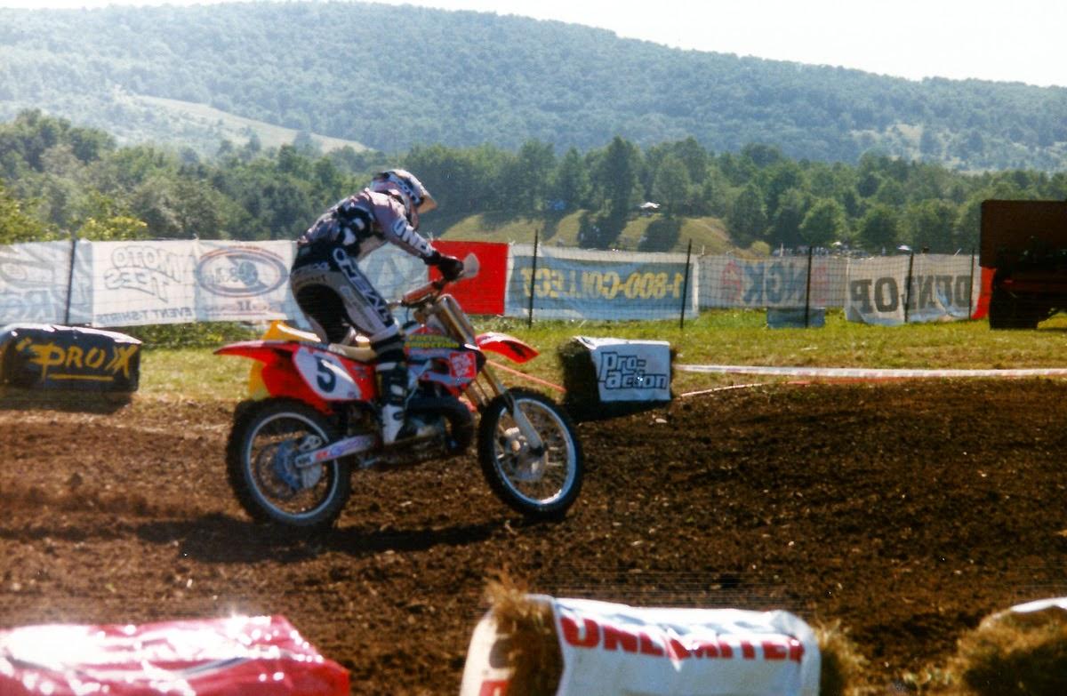 Mike Larocco Unadilla 1998