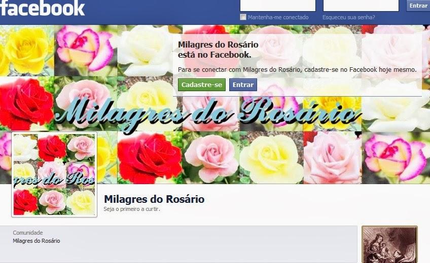 https://www.facebook.com/milagresrosario