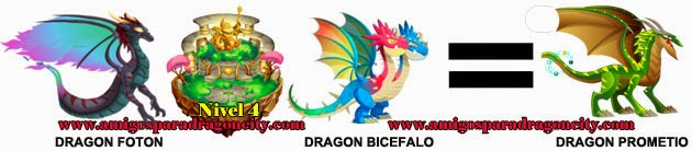 como obtener el dragon prometio en dragon city formula 2