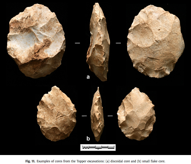 On Acheulean Hand Axes In America Patagonian Monsters