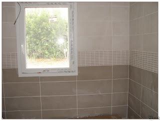 Beno t carrelage des petites salle de bain for Faience petite salle de bain